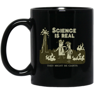 Earth Mugs Science Is Real They Might Be Giants