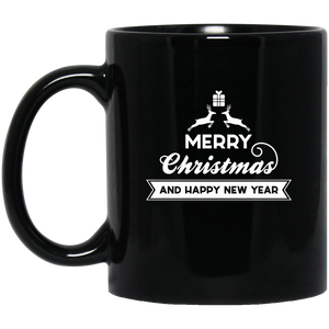 Happy New Year 2018 Mug Chrismas Tree Mug
