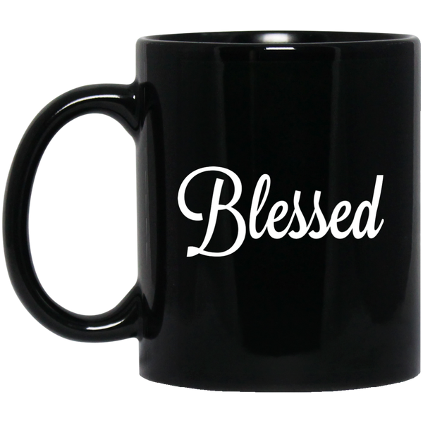 Christan Mugs Blessed Mug Blessed Christian Pride