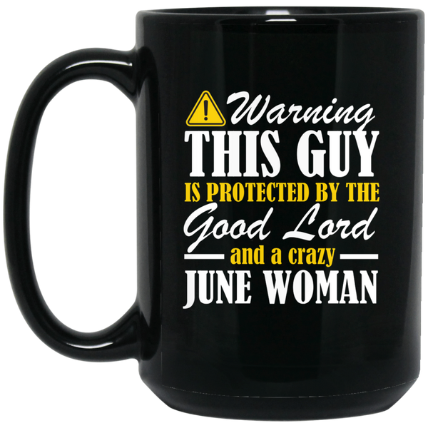 June Woman Mug June Birthday Mugs June Mugs 15Oz