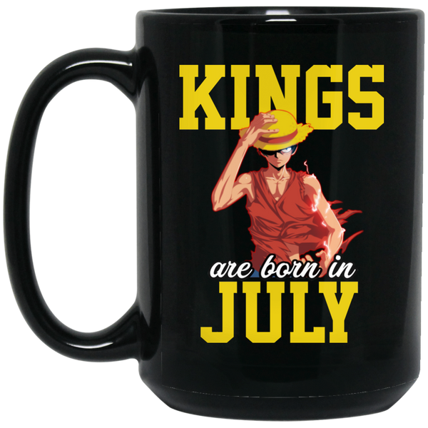 Born In July Mug  July Girl July Mugs 15Oz