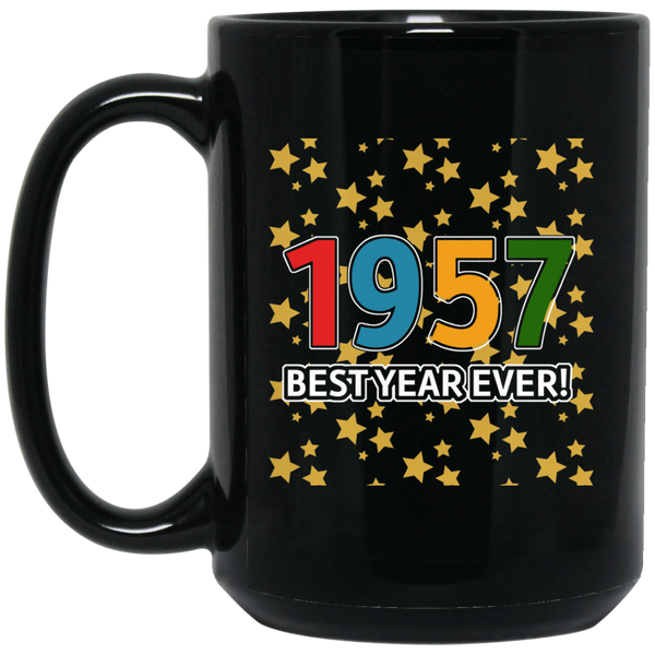 1957 Birthday Gifts Best Year Ever Mug 60 Birthday Mugs For Men