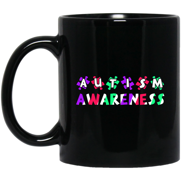 Autism Puzzle Piece Mug Autism Mugs For Men For Women For Kids For Teachers