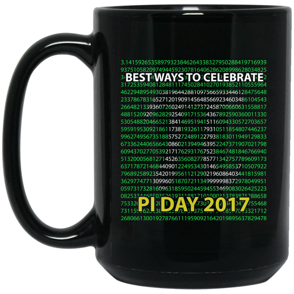 Pi Day Mug Funny Math Mugs 3.14 Mug Pie Mug 3.14 Mug