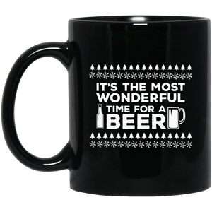 Funny Christmas Mugs It's The Most Wonderful Time For A