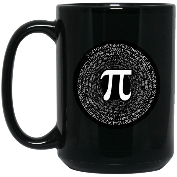 Pi Day Mug Funny Math Mugs Pi Day 2018 Mug Black Color
