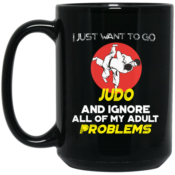 Judo Mugs For Men Martial Arts Mug Judo Mugs For Mens
