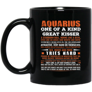 Aquarius Zodiac Mug Aquarius For Girls Women Great Aquarius
