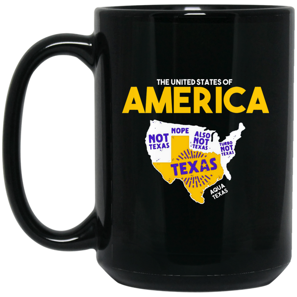 I Love Texas Mug Presidents Of The United States Of America Mug