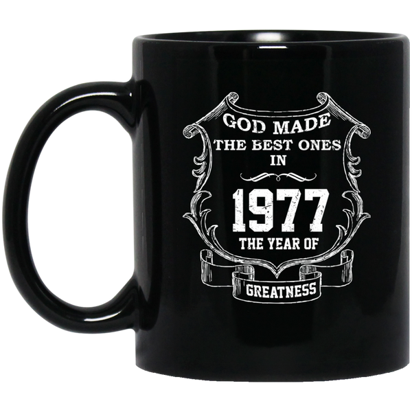 Made In 1977 Mug Cool 40th Birthday Gifts