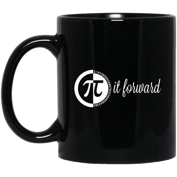 Pi Day Mug Funny Math Mugs Forward Mug