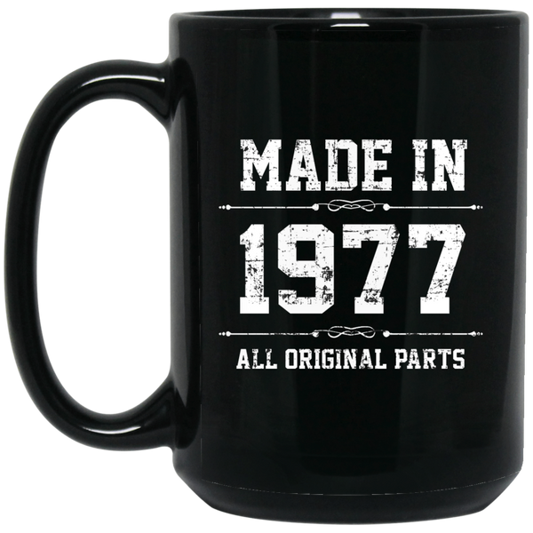 Made In 1977 All Original Parts 40th Birthday Gifts For Women