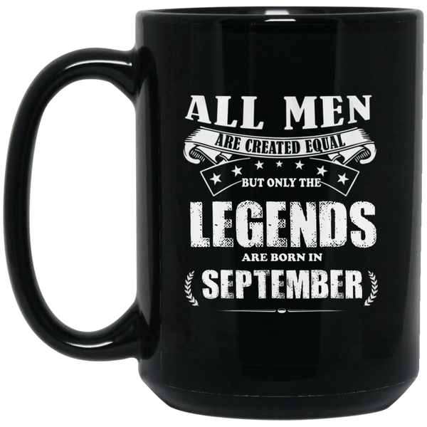 All Men Are Created Equal But The Best Are Born In September