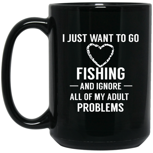 I Just Want To Go Fishing