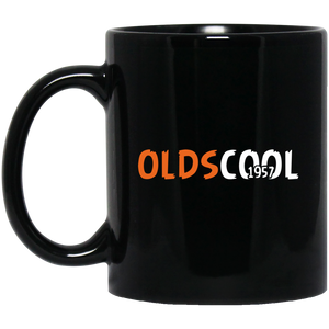 Birthday 60 Years Old Mug Olds Cool 1957 Funny Gift