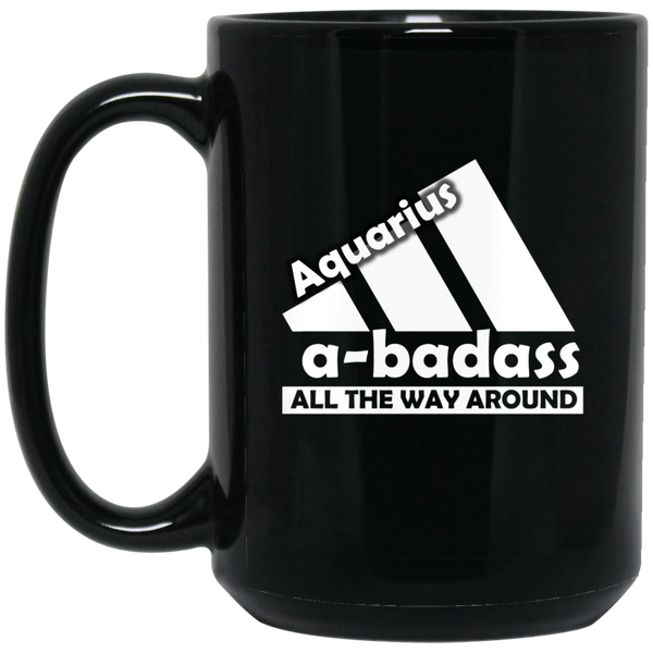 Aquarius Zodiac Mug Funny Birthday Gifts For Friends Men Women