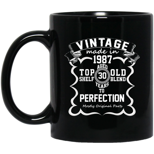Made In 1987 Mug 30th Birthday Gift 1987 Birthday Gifts