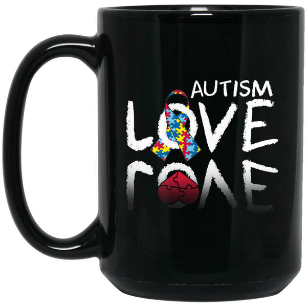 Autism Puzzle Mug Autism Awareness Mug Special Mom Mug