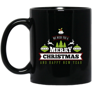 Merry Christmas Snowman Matching Family Christmas Mug