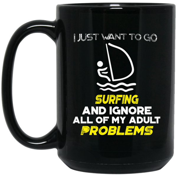 Surfing Mugs For Men Surfing Mugs Girls Surfing Tee Mugs