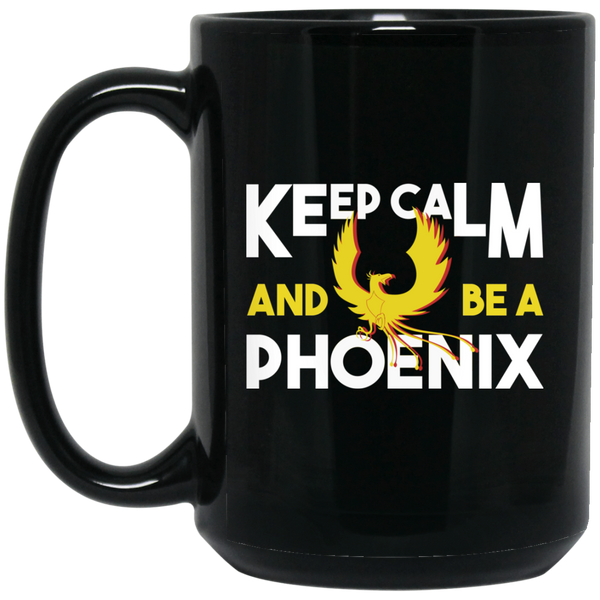 Keep Calm And Be A Phoenix Phoenix Shirts For Men