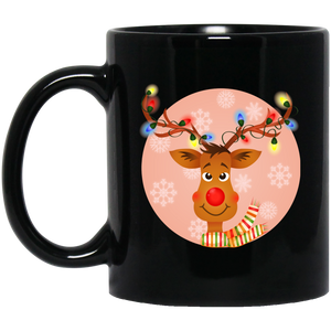Funny Reindeer Mug Funny Santa Mugs Women Winter Is Coming  Mug