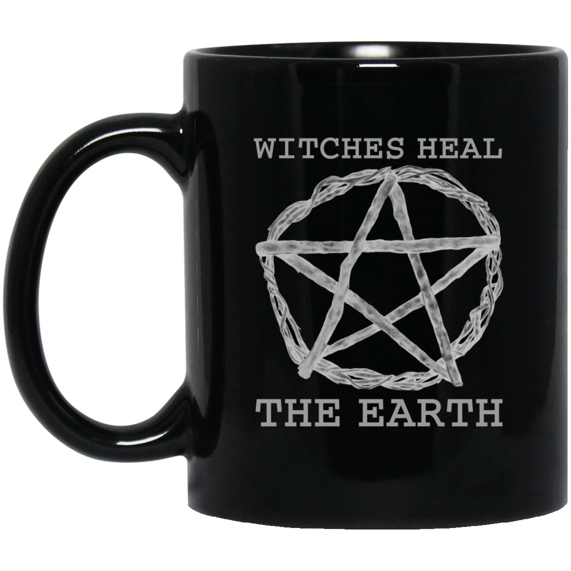 Earth Mugs Earth Water Air Fire Mug For Wiccans Pagans And Witches