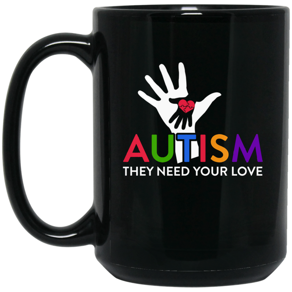 Autism Support Mugs Special Mom Mug  Autism Awareness Mug