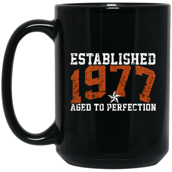 2017 Birthday Gifts 40th Birthday 1977 Birthday Gift Mug