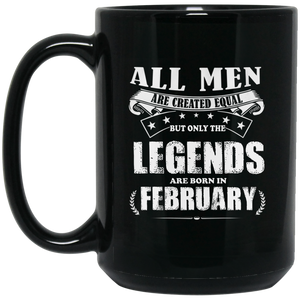 All Men Are Created Equal But The Best Are Born In February