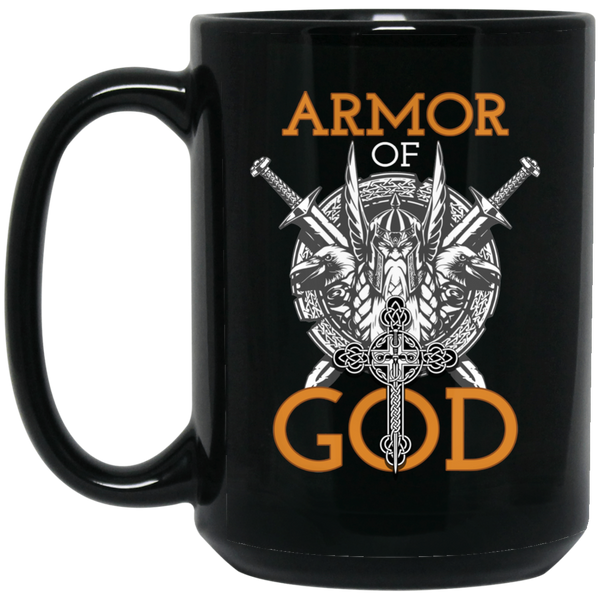 Christan Mugs Put On The Whole Armor Of God Christian Religious Gift