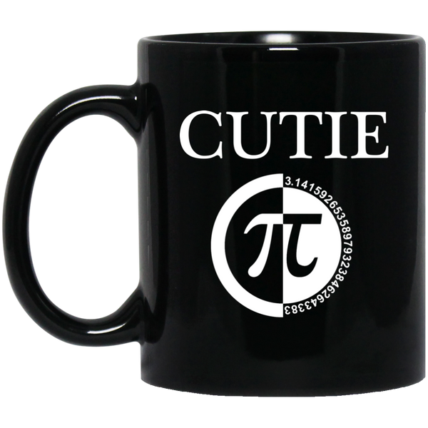 Pi Day Mug Funny Math Mugs Pi Day 2018 Mug Cutie Pi Mug