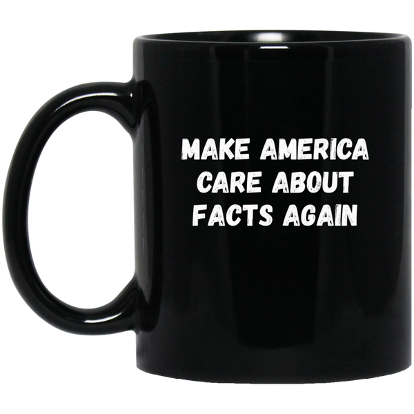 Earth Mugs Make America CARE About FACTS Again