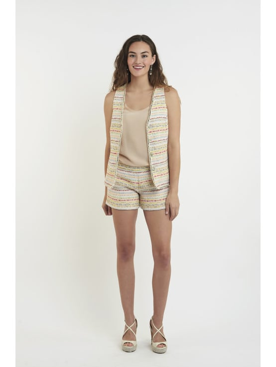 Noosa Tweed Shorts