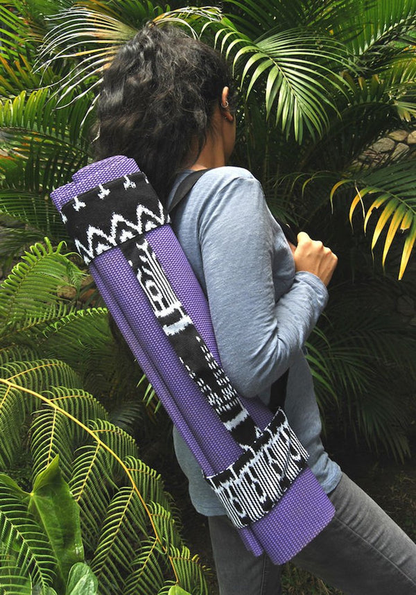 Backstrap Yoga Mat Sling