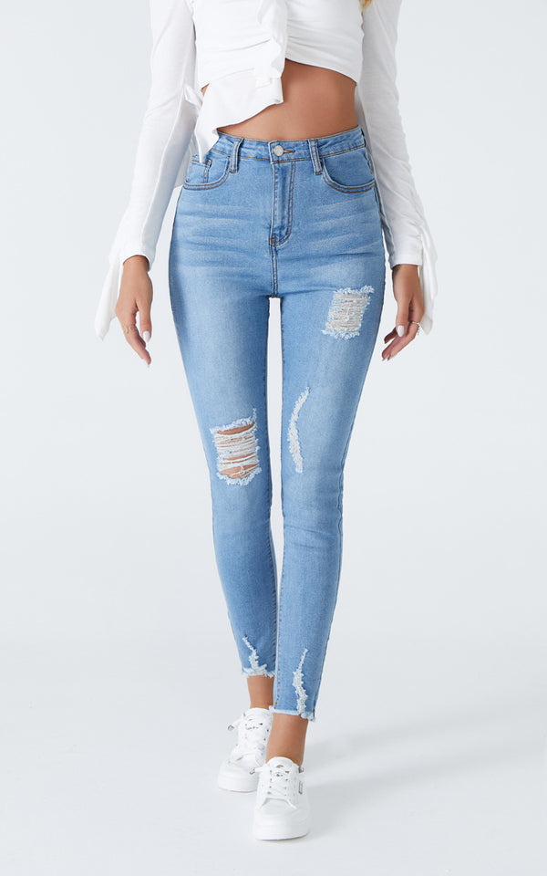 Light Skinny Jeans