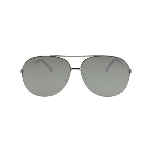 Jase New York Justice Sunglasses in Silver