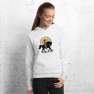 Old Belt Road Hoodie [White]