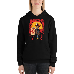 Old Belt Road Hoodie [Black]