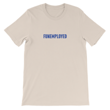 Load image into Gallery viewer, FUNEMPLOYED Tee [White]