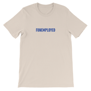 FUNEMPLOYED Tee [White]
