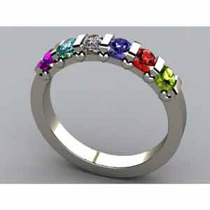 Mothers Ring Band