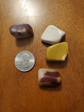 Load image into Gallery viewer, Mookaite Jasper Tumbled - Small