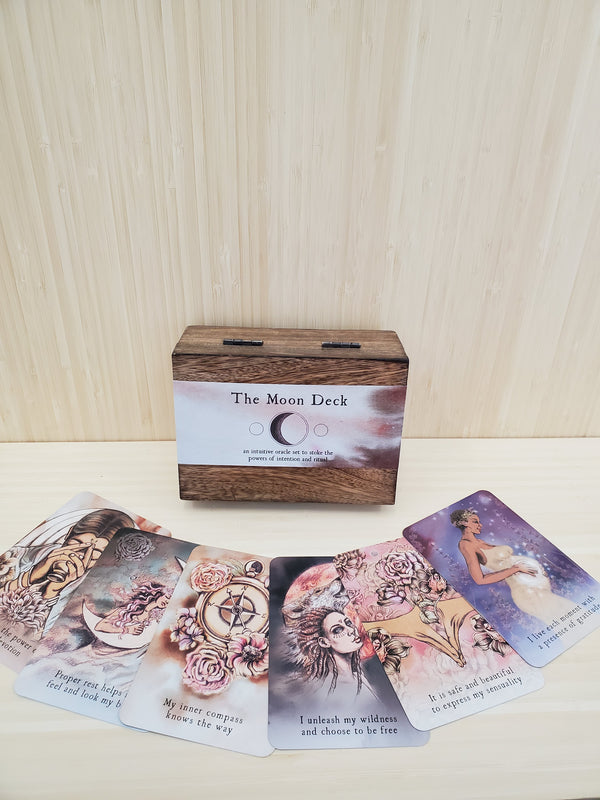 The Moon Deck with Box