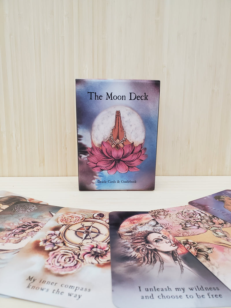 The Moon Deck - Paper Box Set