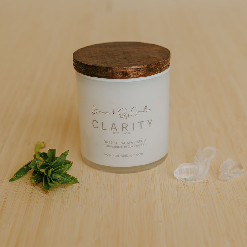 Clarity Soy Candle
