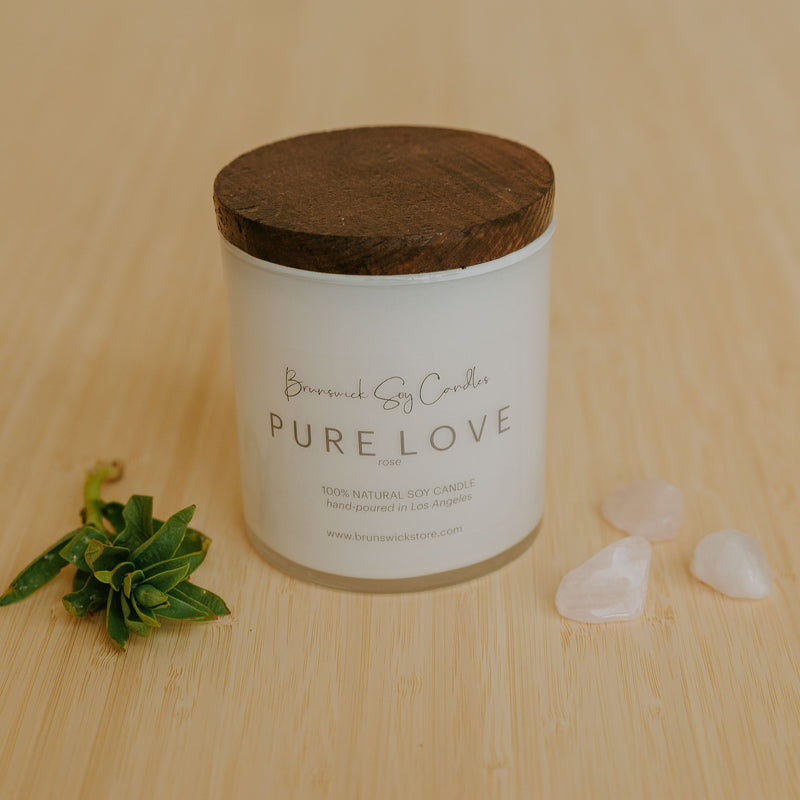 Pure Love Soy Candle