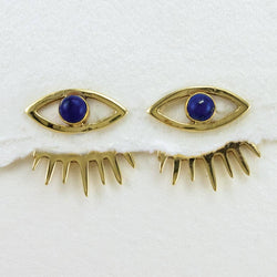 Eye of Delphi Earrings