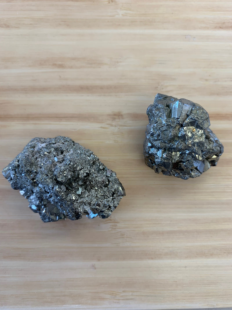 Pyrite Cluster - Small