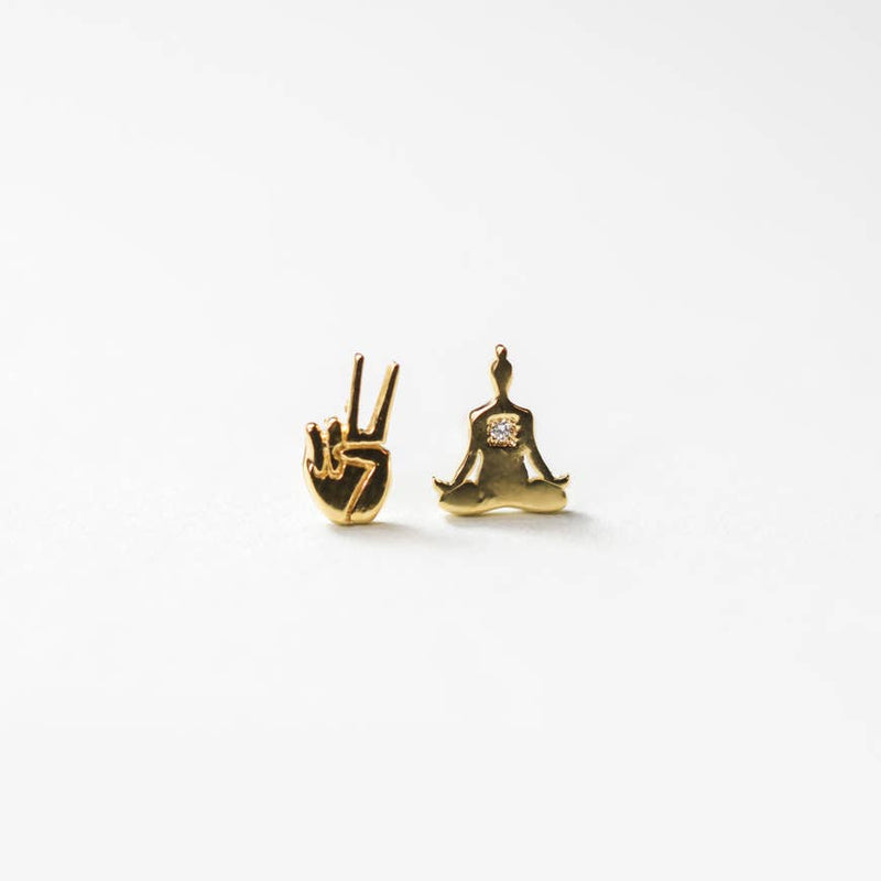 Zen Complements Earrings